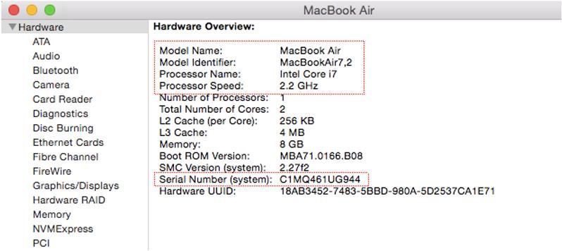 apple serial number trade in